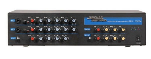 Mixer JARGUAR 1202 BT Buetooth