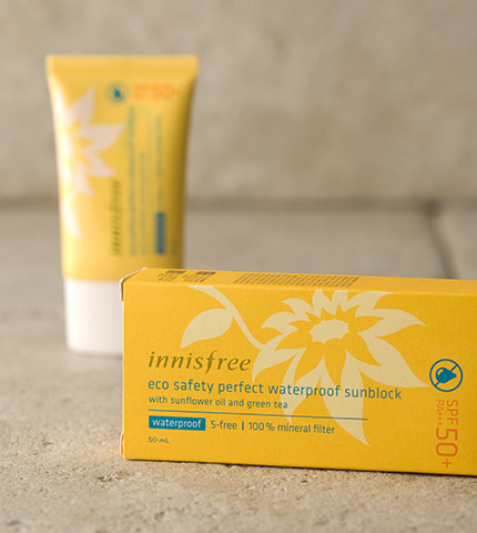 INNISFREE WATERPROOF SUNBLOCK SPF 50+ PA+++ 2