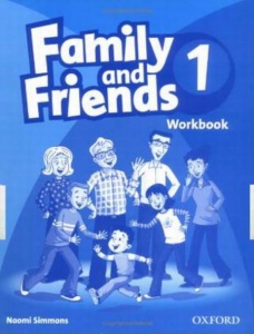 Family and Friends - 1: workbok