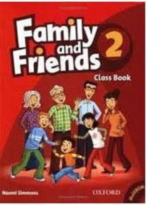 Family and Friends 1 Class Book and MultiROM Pack + Workbook