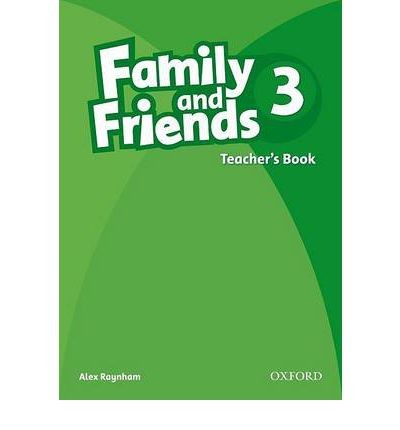 Family And Friends 3 Teacher's Book bản quốc tế