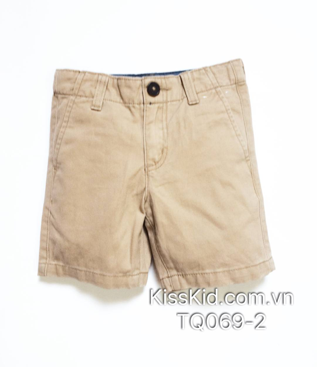 Quần short BT Gymboree màu be