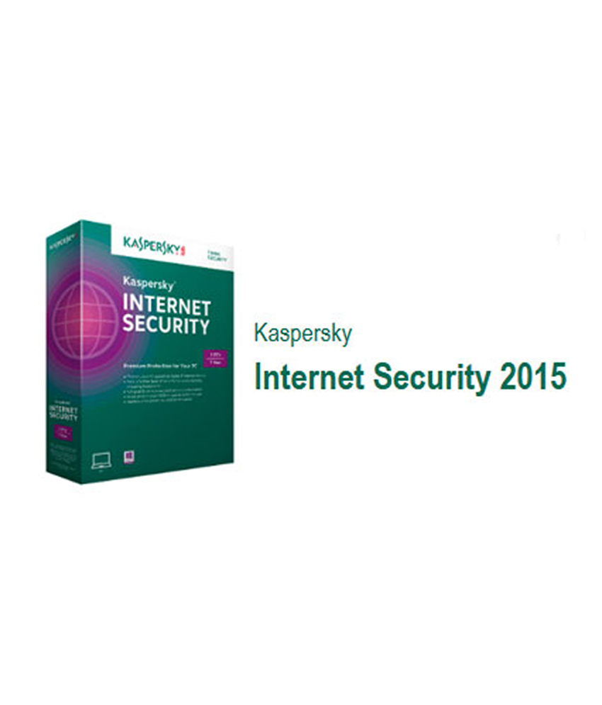 Kaspersky Internet Security 2015 3PC / 1 Year