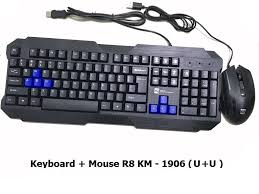 Keyboard va mouse R8 KM -1906