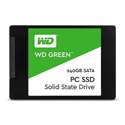 Ổ cứng SSD WD Green 240 GB SATA 2.5 inch(WDS240G1G0A)