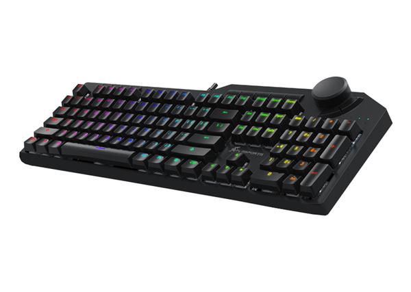 KEYBOARD LED FL-ESPORTS S198