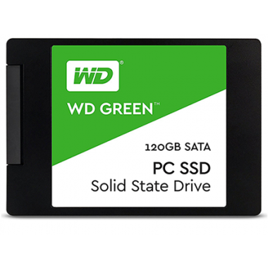 Ỗ CỨNG SSD WD 120GB WD120G2G0A