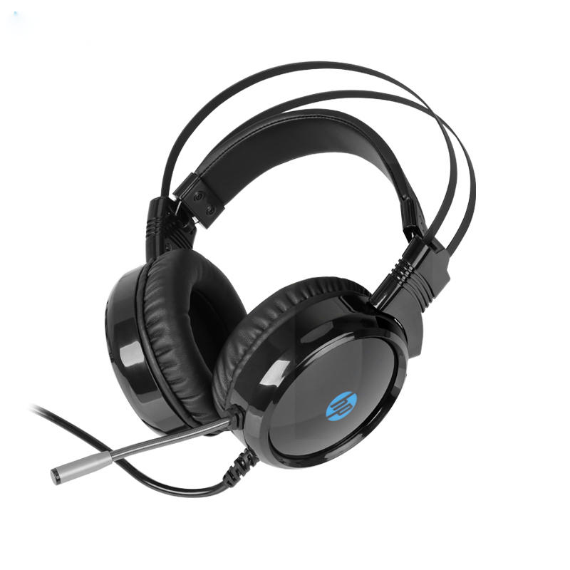 HEADSET HP H120 LED USB +3.5MM