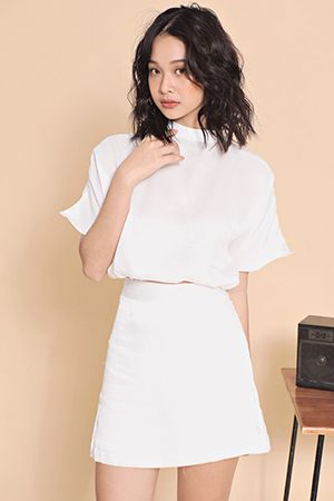 China town top (White)