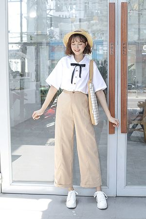 0519 Butter Baggy Pants