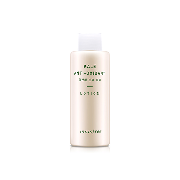 duong da Innisfree Kale Anti-Oxidant Lotion