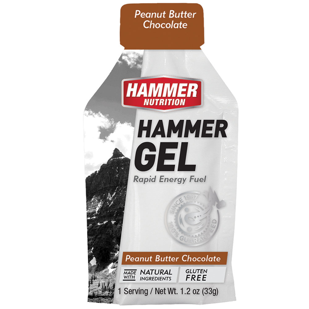 Hammer Gel vị Peanut Butter Chocolate
