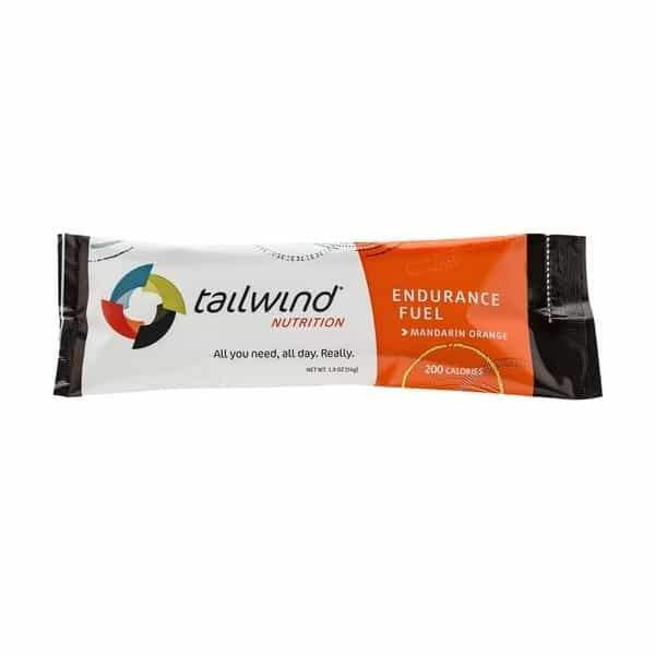 Tailwind Nutrition Endurance Fuel : MANDARIN ORANGE - 2 Serving