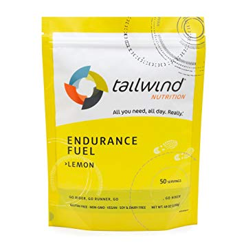 50 srv | Tailwind Nutrition Endurance Fuel Lemon