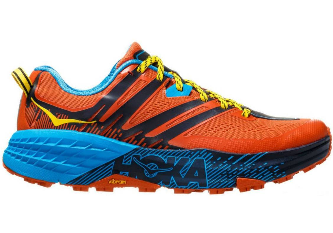 40 | Hoka One One SpeedGoat 3 - Orange
