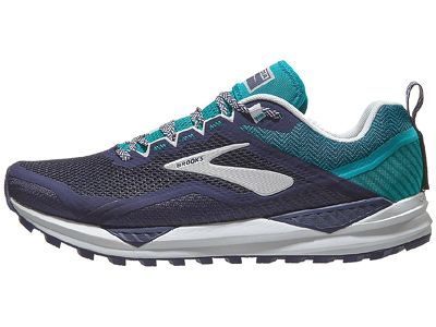 42 | Brooks Cascadia 14 Men's - Xanh than