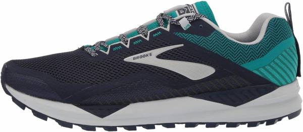 42.5 | Brooks Cascadia 14 Men's - Xanh than