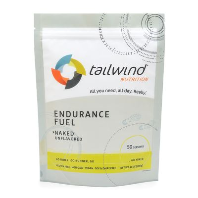 Tailwind Nutrition Endurance Fuel Naked Unflavored 50Serving