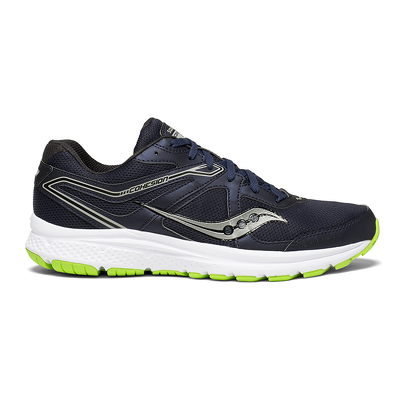 40.5 | Saucony Cohesion 11 Men's - Xanh than