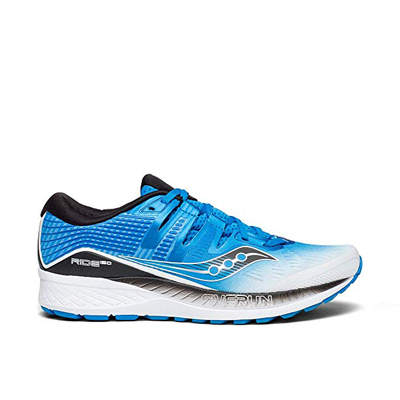 42.5 | Saucony Ride Iso Mens - Blue