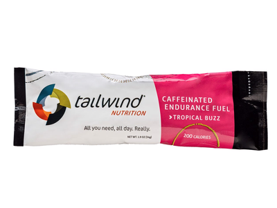 Tailwind Nutrition Endurance Fuel : CAFFEINATED TROPICAL BUZZ - 2 Serving