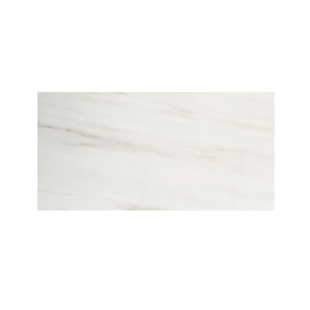 Milky Polished or Honed Marble