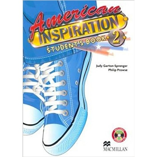 American Inspiration 2 Student's Book + CD Rom