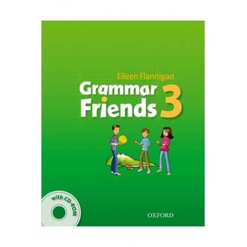 Grammar Friends 3: Student's book with C