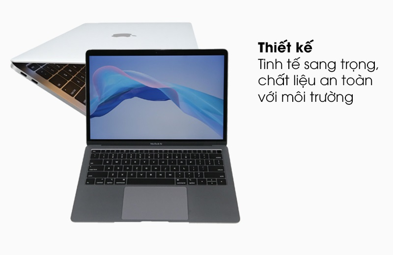 Laptop Macbook MRE82 (2018) i5 1.6/ Ram 8G/128G SSD/LCD 13.3
