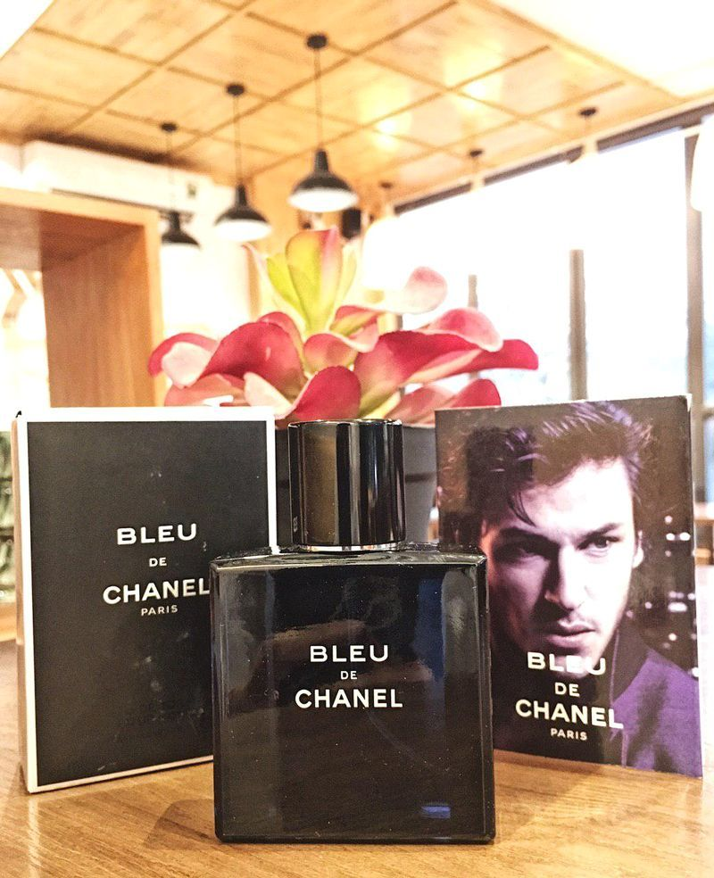 NƯỚC HOA BLEU CHANEL BLACK 50ML