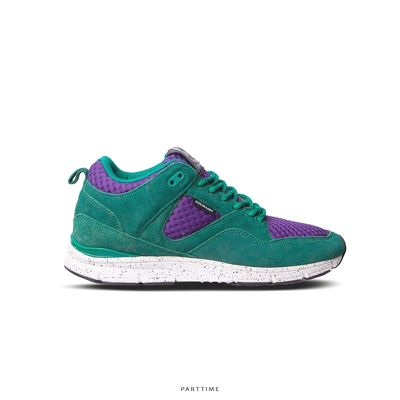 Giày Sneaker Gourmet The 35 - Green/Purple