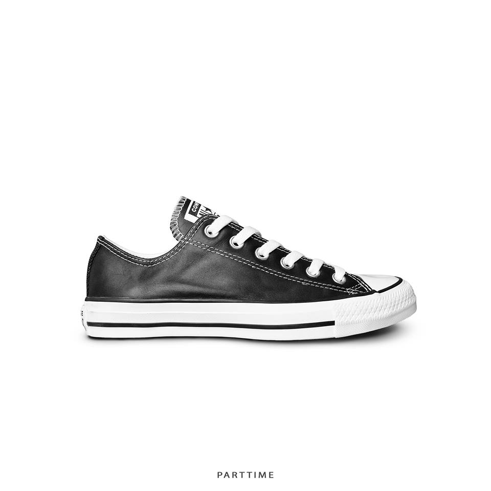 Giày Sneaker Converse Classic - Low - Leather Black 004