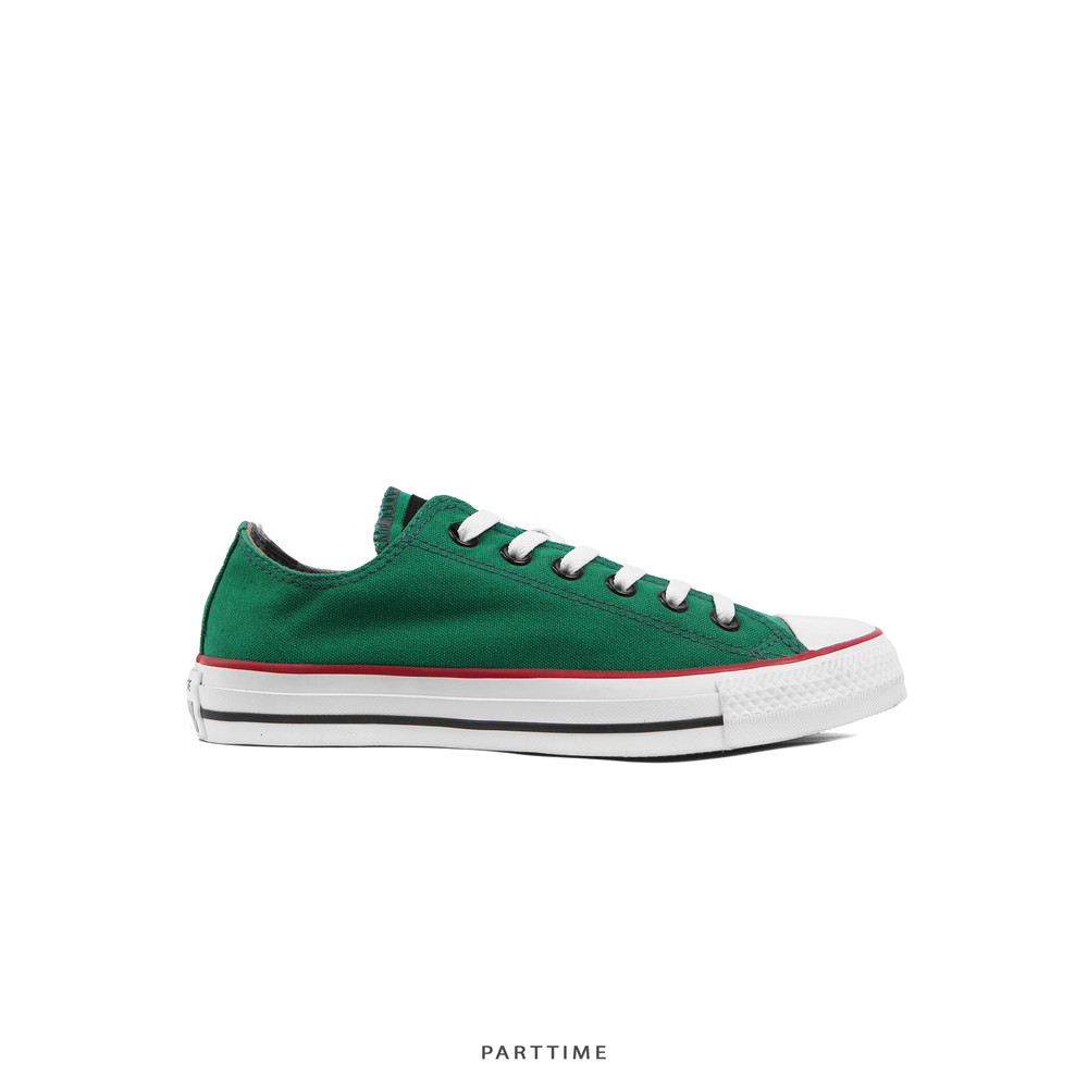 Giày Sneaker Converse Classic - Low - Green/Red
