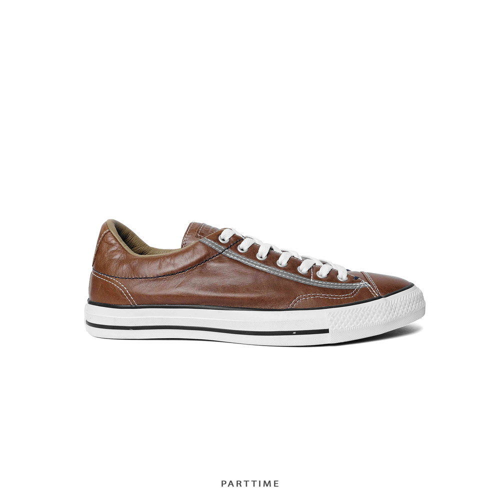 Giày Sneaker Converse John Varvatos - Low - Leather Brown