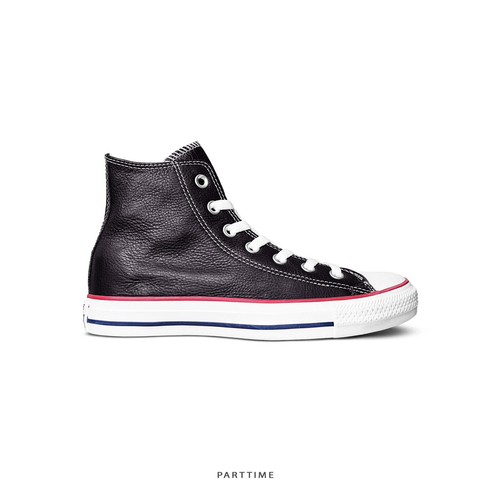 Giày Sneaker Converse Classic - High - Leather Black