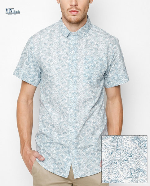 All Over Printer Shirt ( LB )