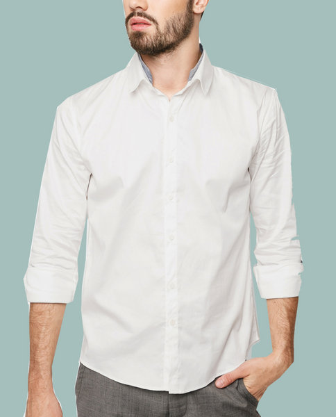 Double Collar Shirt