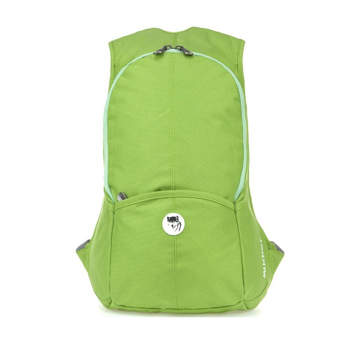 Mikkor Pretty Boy Backpack Lime Green