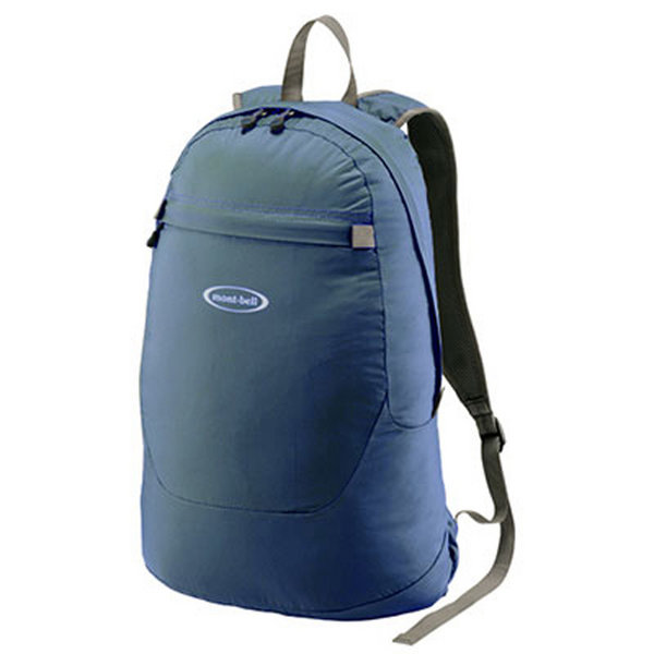 Balo MontBell Pocketable Light Pack 15L Navy