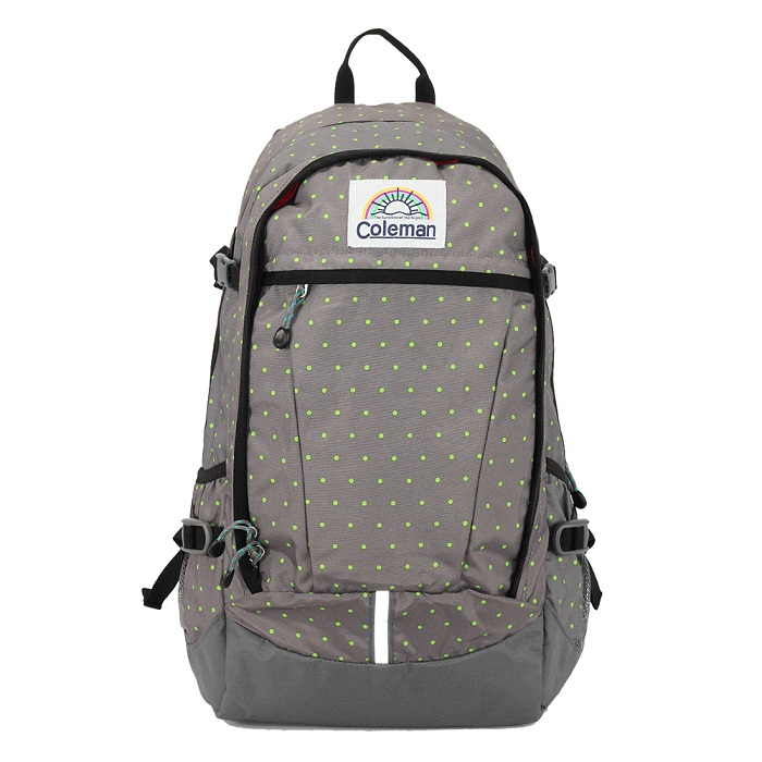 Balo Coleman Elate 38L Dayback Grey