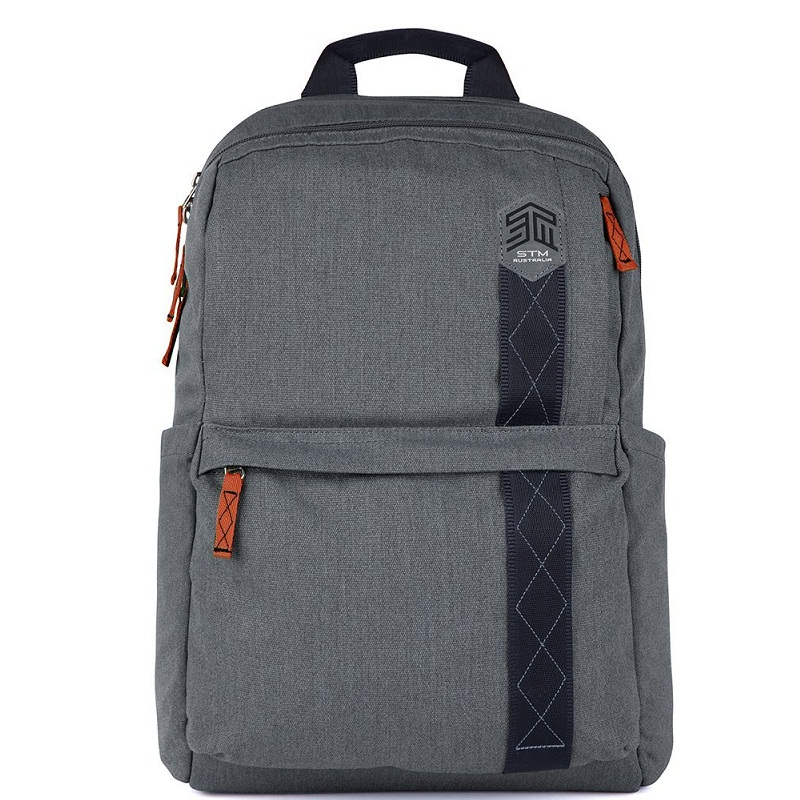 "Balo STM Banks Backpack 15"" Tornado Grey"