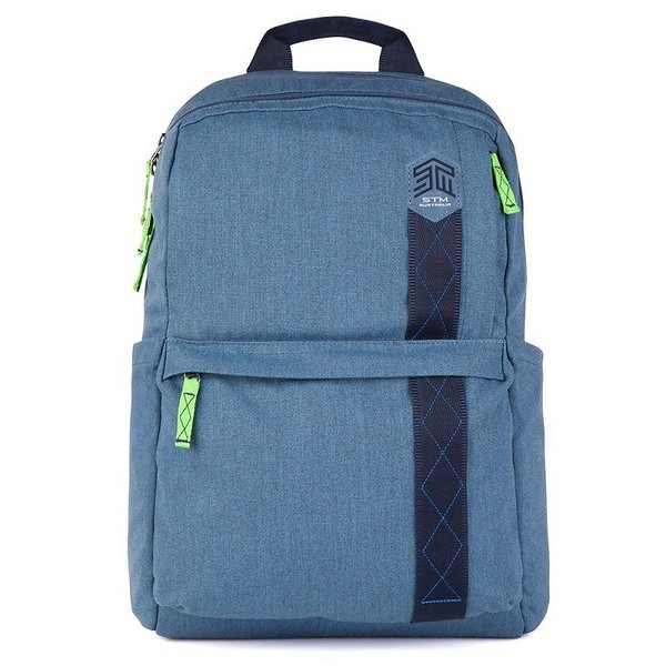 "Balo STM Banks Backpack 15"" Blue"