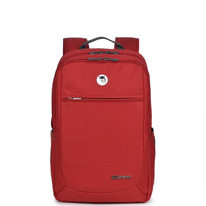 Balo Mikkor The Edwin Backpack Red