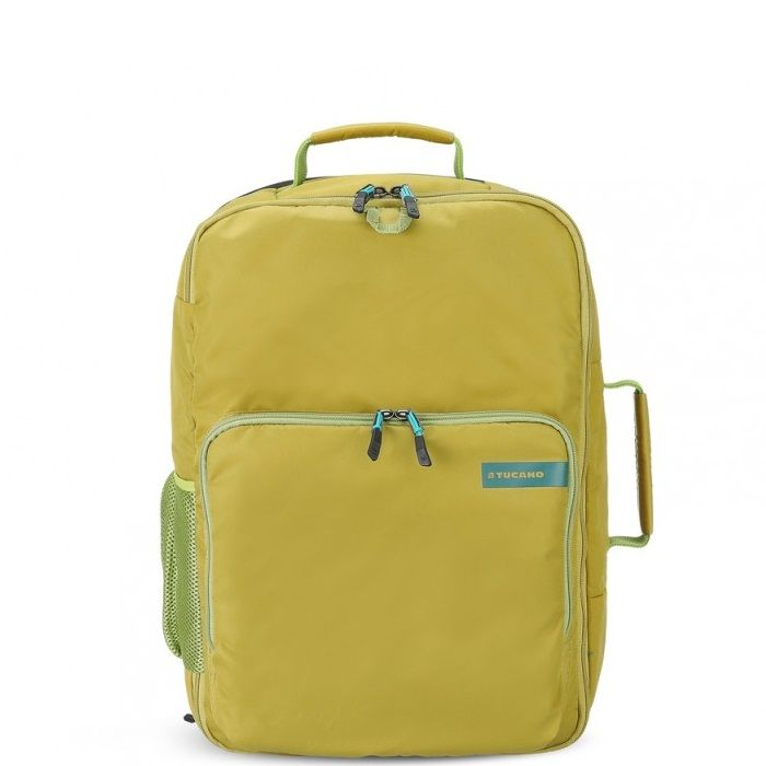 "Balo Tucano Mister Macbook 15"" (Green) - BKMR-V"