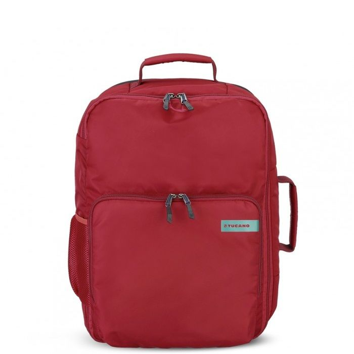"Balo Tucano Mister Macbook 15"" (Red) - BKMR-R"