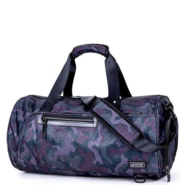 Túi du lịch Arctic Hunter Sportage Shoulder Bag Camouflage
