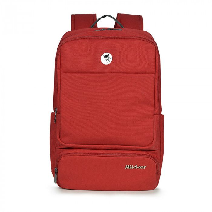 Balo Mikkor The Royce Backpack Red