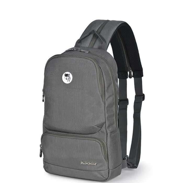 Balo Mikkor The Betty Slingpack Dk. Mouse Grey