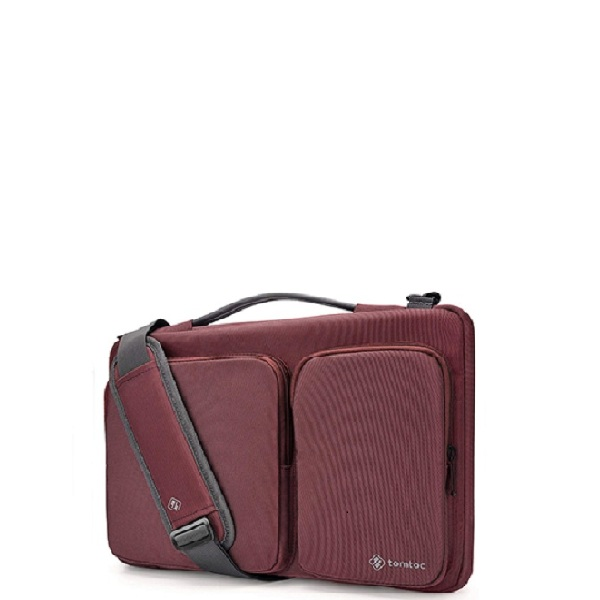 "Túi đeo Tomtoc shoulder bags MB Pro 13"" Dark Red (A42-C01R)"