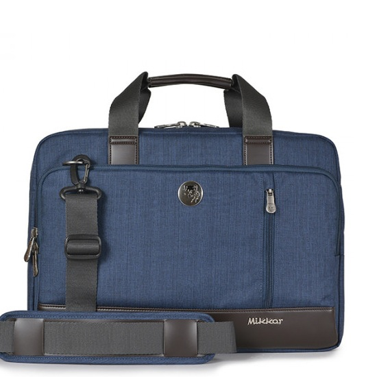 Cặp Laptop Mikkor The Ralph Briefcase Navy